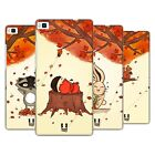 HEAD CASE DESIGNS AUTUMN CRITTERS HARD BACK CASE FOR HUAWEI PHONES 1
