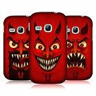 HEAD CASE DESIGNS DEVILISH FACES HARD BACK CASE FOR SAMSUNG PHONES 5