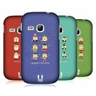 HEAD CASE DESIGNS THE ELEMENT REPUBLIC HARD BACK CASE FOR SAMSUNG PHONES 5