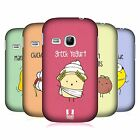 HEAD CASE DESIGNS YUMMY DOODLE HARD BACK CASE FOR SAMSUNG PHONES 5