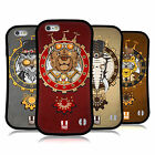 HEAD CASE DESIGNS STEAMPUNK ANIMALS HYBRID CASE FOR APPLE & SAMSUNG PHONES