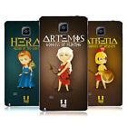 HEAD CASE DESIGNS MINI GREEK GODDESSES BATTERY COVER FOR SAMSUNG PHONES 1