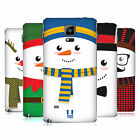 HEAD CASE DESIGNS MR SNOWMAN REPLACEMENT BATTERY COVER FOR SAMSUNG PHONES 1