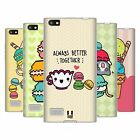 HEAD CASE DESIGNS KAWAII MACARONS SOFT GEL CASE FOR BLACKBERRY PHONES