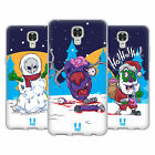 HEAD CASE DESIGNS CHRISTMAS ZOMBIES SOFT GEL CASE FOR LG PHONES 2