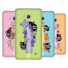 HEAD CASE DESIGNS LONG ANIMALS SOFT GEL CASE FOR NOKIA PHONES 1