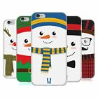 HEAD CASE DESIGNS MR SNOWMAN GEL CASE FOR APPLE iPHONE PHONES
