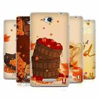 HEAD CASE DESIGNS AUTUMN SOFT GEL CASE FOR SONY PHONES 3