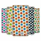 HEAD CASE DESIGNS BALL PATTERN SOFT GEL CASE FOR SONY PHONES 3