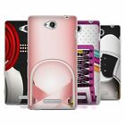 HEAD CASE DESIGNS DANCE SHOES SOFT GEL CASE FOR SONY PHONES 3