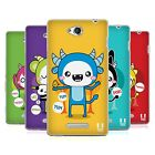 HEAD CASE DESIGNS KAWAII MONSTERS SOFT GEL CASE FOR SONY PHONES 3