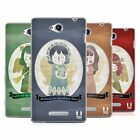 HEAD CASE DESIGNS CHRISTMAS ANGELS SOFT GEL CASE FOR SONY PHONES 3