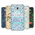 HEAD CASE DESIGNS BLESSED CHRISTMAS SOFT GEL CASE FOR SAMSUNG PHONES 3