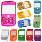 New 4-Piece Housing Case Cover for BlackBerry Curve 8520 Color Your Choice