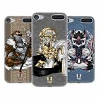 HEAD CASE DESIGNS KNIGHT SOFT GEL CASE FOR APPLE iPOD TOUCH MP3