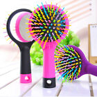 Salon Styling Tamer Tool Magic Handle Tangle Detangling Shower Hair Brush Comb