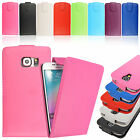 New Top Flip Magnetic Wallet Leather Case Cover For Samsung Galaxy Mobile Phones