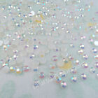 1000 - 10000 White Jelly Color AB Bead Wedding Scatter Gift 4mm