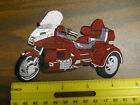 """GL1500 GOLDWING TRIKE 4-1/2"""" IRON-ON EMBROIDERED PATCH 7 COLOR CHOICES"""