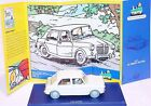 TINTIN Hergé 1:43 MG 1100 1960 Atlas Comic Book TV Model Car + Figures 031 MIB!