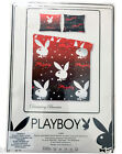 PLAYBOY SINGLE BED DUVET QUILT COVER BEDDING SET DREAMING BUNNIES GIRLS DESIGN