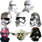 Star Wars Adults Masks Fancy Dress Scifi Movie Mens Ladies Costume Accessories