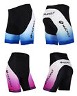 Love's Bicycle Cycling Comfortable Sportswear Gel 3D Padded Bike Short Pants