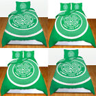 Celtic FC Bullseye Reversible Duvet Cover Set