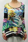 MAGLIA JUST CAVALLI DONNA WOMAN SWEATER БЛУЗКА, GC0012N20039 FANTASIA PP