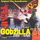 GODZILLA Best  SOUNDTRACK CD JAPANESE The Best Of Godzilla 1984 - 1995