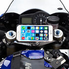 Motorcycle Bike Fork Stem Mount + Dedicated Holder for iPhone 6 6s Plus 5.5""