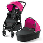 BRAND NEW Recaro Citylife Stroller with Carrycot - incl. Rain cover