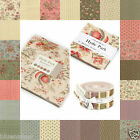 MODA Hyde Park by Blackberry designs 100 % cotton jelly rolls & layer cakes