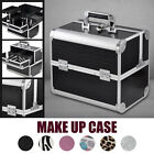 Extra Large Space Storage Vanity Beauty Box Make up Nail Jewelry Cosmetic Case