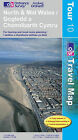 Ordnance Survey Tour Map- 10 - North & Mid Wales