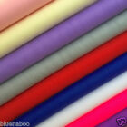 Nylon NET 137cm wide sold per metre black pink white purple turquoise