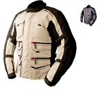 ARMR Moto Tottori Evo Motorcycle Jacket Touring Adventure Waterproof Reflective