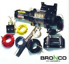 NEW ATV WINCH 3500 LB FULLY SEALED WATERPROOF MOTOR SPORTSMAN GRIZZLY CAN AM
