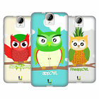 HEAD CASE DESIGNS FRUITOWLICIOUS SOFT GEL CASE FOR HTC ONE E9+ PLUS