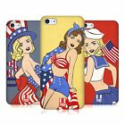 HEAD CASE DESIGNS AMERICA'S SWEETHEART USA HARD BACK CASE FOR APPLE iPHONE 5C