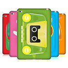 HEAD CASE DESIGNS TOY GADGETS SOFT GEL CASE FOR APPLE iPAD MINI 4