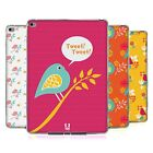 HEAD CASE DESIGNS BIRD PATTERNS SOFT GEL CASE FOR APPLE iPAD AIR 2
