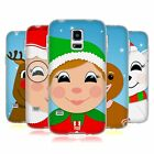 HEAD CASE DESIGNS JOLLY CHRISTMAS CHARACTERS GEL CASE FOR SAMSUNG GALAXY S5 MINI