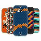 HEAD CASE DESIGNS SCALES SOFT GEL CASE FOR HTC ONE M8