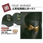 Guard the head and ears! BT Thermo Fleece with ear watch JW-128