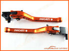 Ducati DIAVEL / CARBON 2011 - 2015 CNC Long Adjustable Brake Clutch Levers
