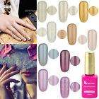 Soak Off Nail Art Polish LED Lamp Tips Glitter UV Color Gel Decoration 15ml 02