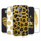 HEAD CASE DESIGNS DORATO COVER MORBIDA IN GEL PER HUAWEI G8 GX8