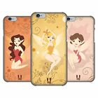 HEAD CASE DESIGNS ELFE RUCKSEITE HÜLLE FÜR APPLE iPHONE 6 6S