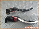 Aprilia CAPANORD 1200 Rally 14-16 CNC Long Blade Adjustable Brake Clutch Levers